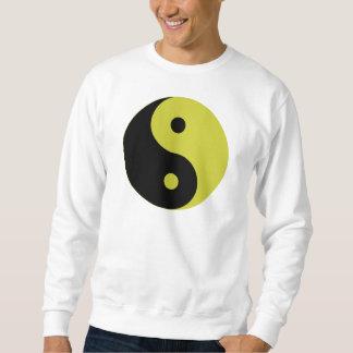 Camiseta de Yin Yang Sudaderas Encapuchadas