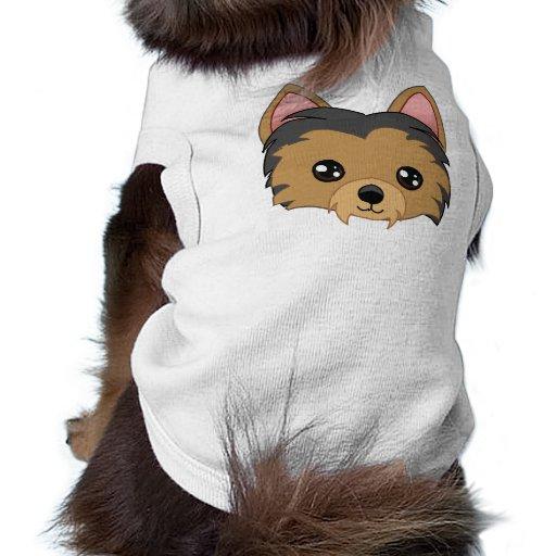 Camiseta de Yorkie Prenda Mascota