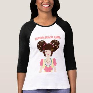 Camiseta de Yuriko de los decoros Poleras