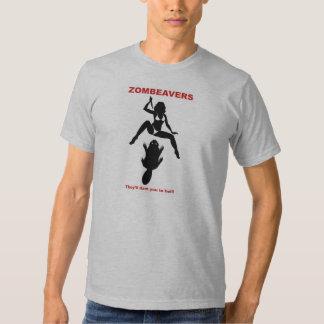 Camiseta de ZOMBEAVERS Remeras