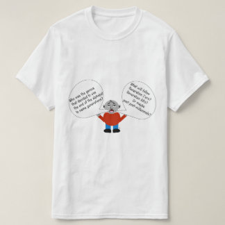 Camiseta del AA de la generación