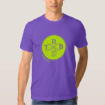 Camiseta del AA del logotipo del TRB Polera