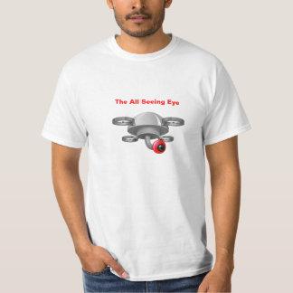 Camiseta del abejón del espía playera