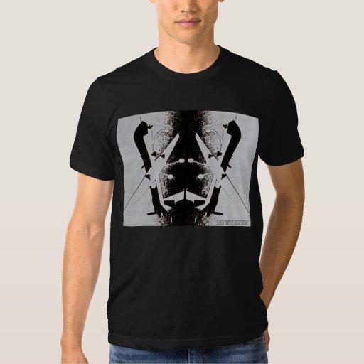 Camiseta del abejón playera