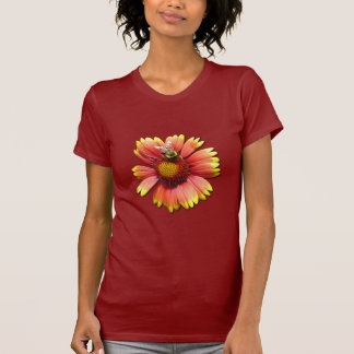 Camiseta del abejorro playera