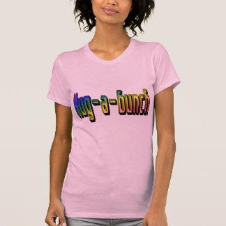 Camiseta del Abrazo-uno-Manojo Playera