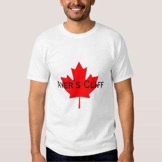Camiseta del acantilado de Ayer Polera