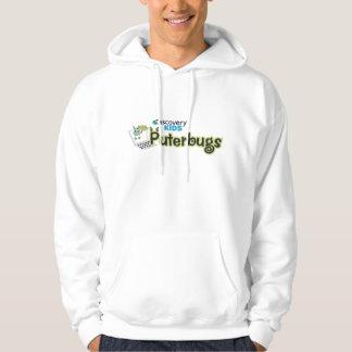 Camiseta del adulto de Puterbugs Sudadera Con Capucha