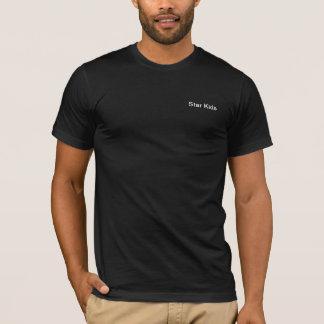 Camiseta del adulto del choque D de los niños de