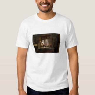 Camiseta del adulto del taller de los carpinteros polera