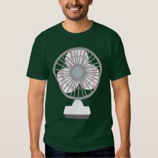 Camiseta del aficionado al béisbol camisas