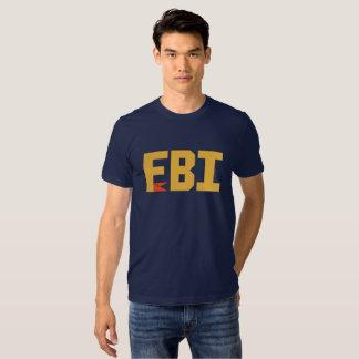 Camiseta del agente de EBI (typeB) Remera