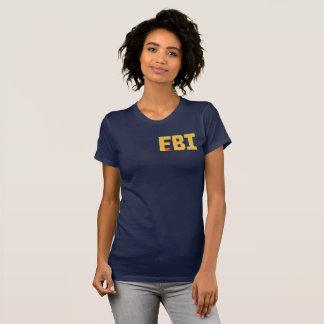Camiseta del agente de EBI (typeB) Remeras