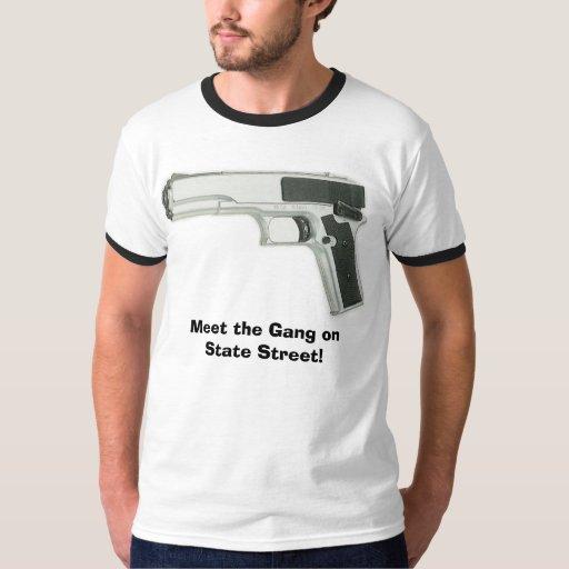 Camiseta del Airgun Remera