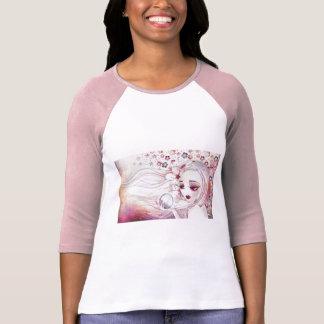 Camiseta del aislamiento