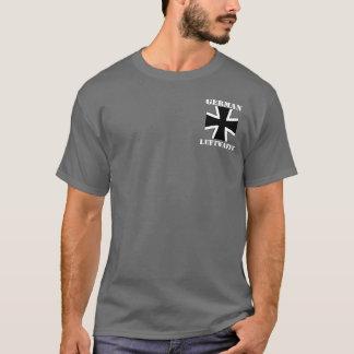 Camiseta del ala 33 del cazabombardero de