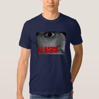 Camiseta del álbum de DJ Narco Playeras