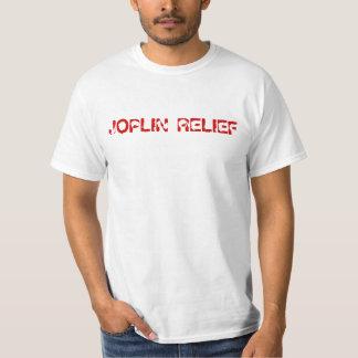 Camiseta del alivio de Joplin de los hombres