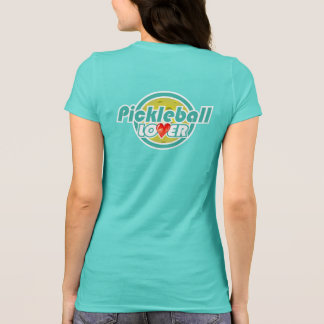 Camiseta del amante 2B de Pickleball