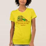 Camiseta del amante de la mantequilla de cacahuete