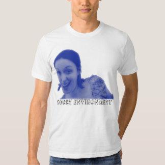 """Camiseta del """"ambiente triste"""" playera"""