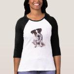 Camiseta del amor adolescente con la imagen linda