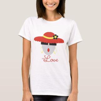 """Camiseta del """"amor"""" de AnabelNY"""