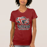 Camiseta del amor de Ashland