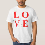 Camiseta del amor de Louisville Polera