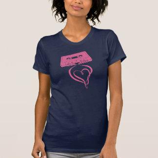 Camiseta del amor de Mixtape de la escuela vieja