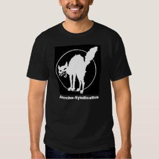 camiseta del anarchosyndicalism 3 camisas