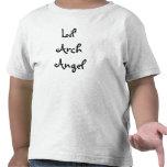 Camiseta del ángel del arco de Lil