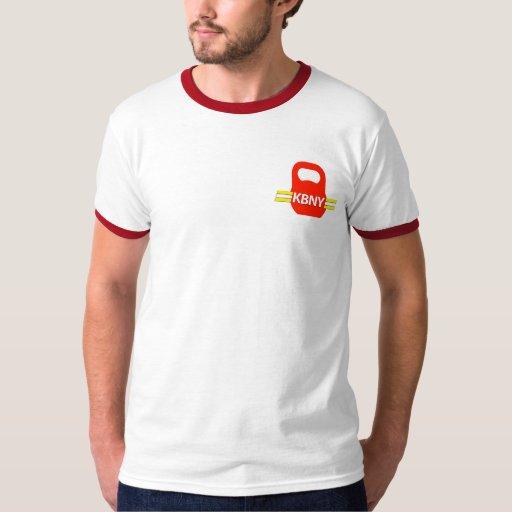 Camiseta del anillo de KBNY Camisas