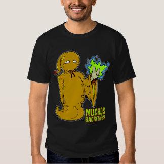 Camiseta del aprendiz playera