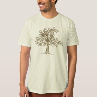 Camiseta del árbol 02 remeras