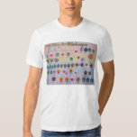 Camiseta del árbol de familia del DES Nibelungen Playeras