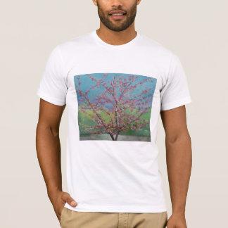 Camiseta del árbol de Redbud