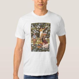 Camiseta del árbol del dinero poleras