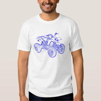 Camiseta del arenador de Yamaha Poleras