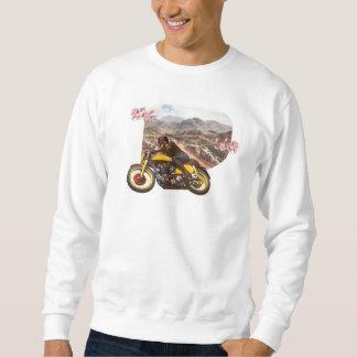 Camiseta del arte de la motocicleta jersey