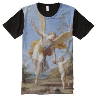 """""""Camiseta del arte del ángel de The Guardian"""""""