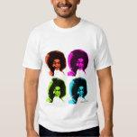 Camiseta del arte pop del bizcocho borracho de Sai Playera