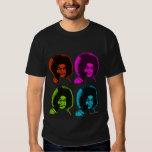 Camiseta del arte pop del bizcocho borracho de Sai Poleras