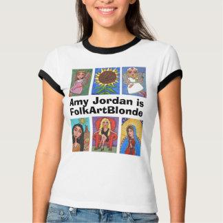 Camiseta del artista del promo del uno mismo remera