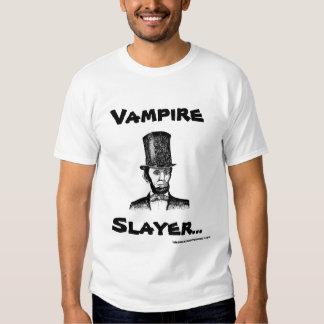 Camiseta del asesino II del vampiro Polera