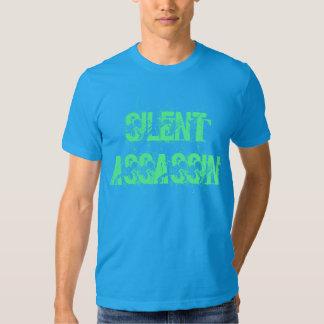 "Camiseta del ""asesino silencioso"" remeras"