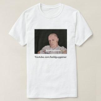 Camiseta del asiduo de BaldGuyGamer Poleras