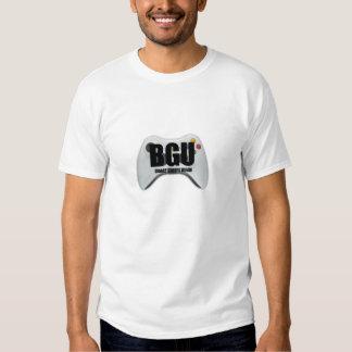 Camiseta del asiduo de BGU Playera