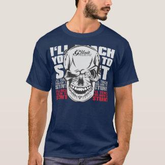 Camiseta del azul de Riderz de la unidad de G