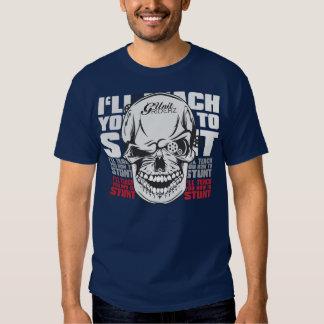 Camiseta del azul de Riderz de la unidad de G Remera